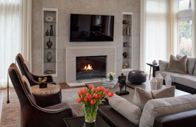 Improve The Aesthetic And Value Of Your Home With A Fireplace!