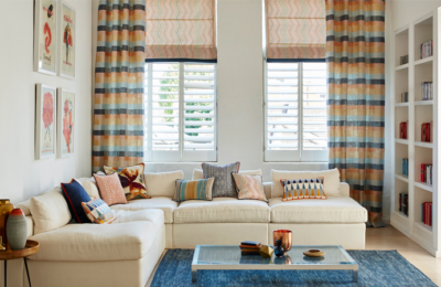 Bring A Personal Touch To Your Room With Roller Shades