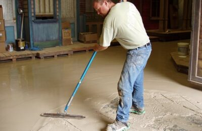 How You Should Prepare For A Successful Installation of Concrete Floor Coating